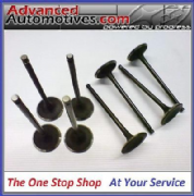 Subaru Exhaust Valves Impreza Spec C STi WRX V7 To V9 Quality Parts x 8